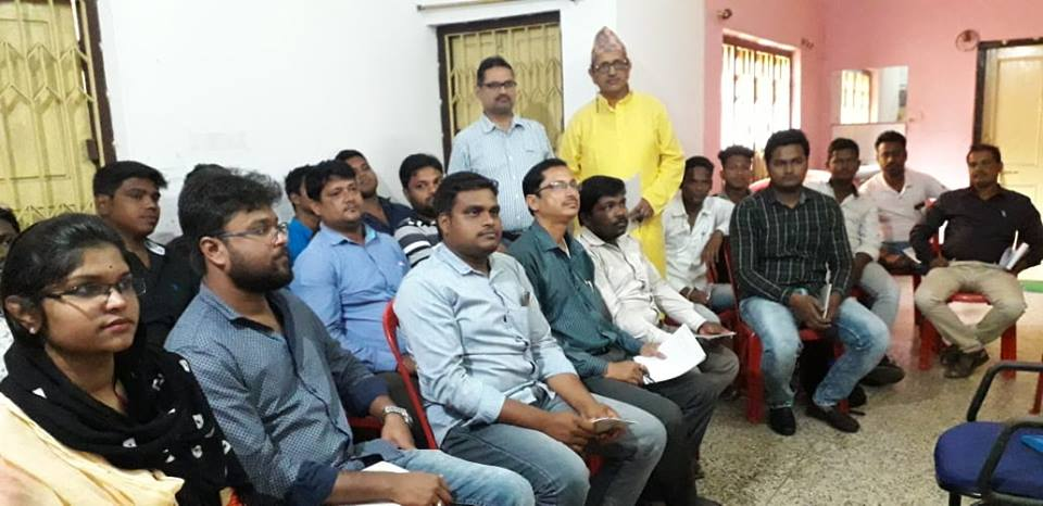 Fourth batch of Debt Recovery Agent (DRA) Training conducted by Disseminare in Bhubaneswar