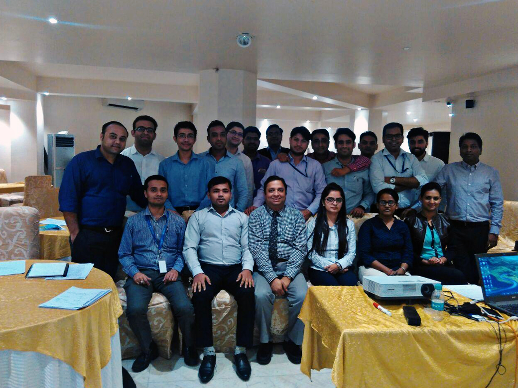 Workshop on Credit and Risk Assessment for Edelweiss Retail Finance