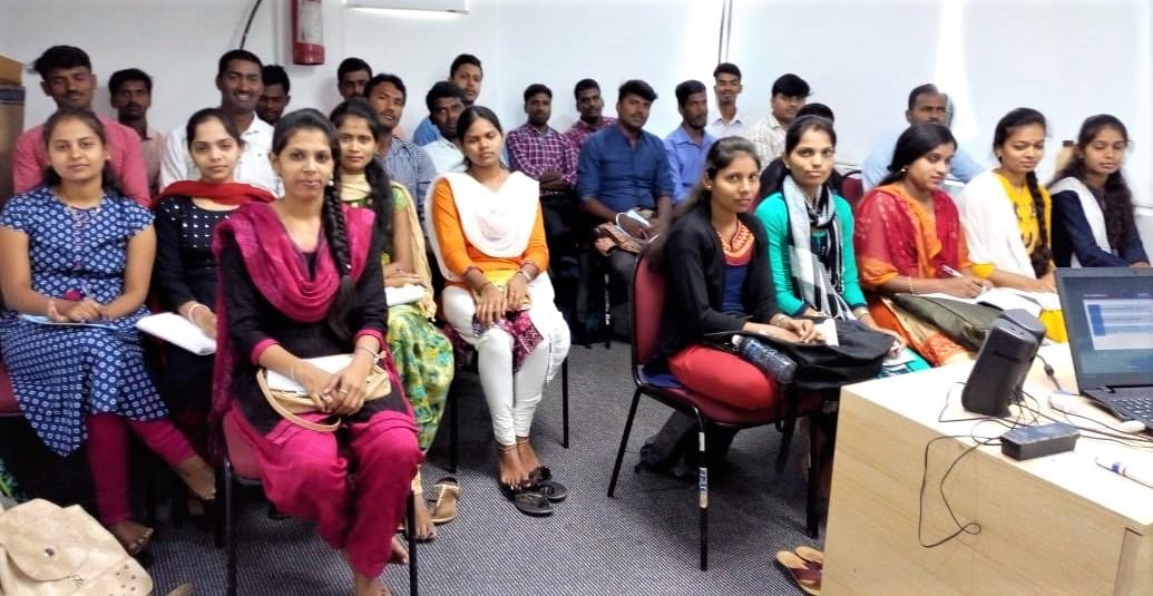 20th Batch of #GoldLoan Training conducted by Disseminare Team in #Bangalore